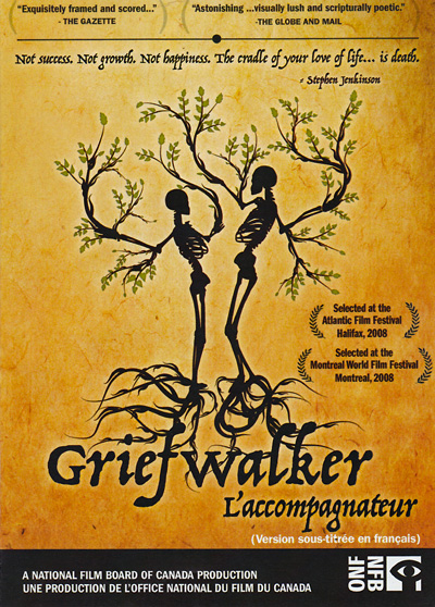 """Griefwalker,"" a film by Tim Wilson"