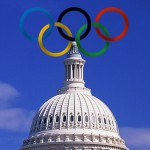 U.S. Capitol & Olympic Rings